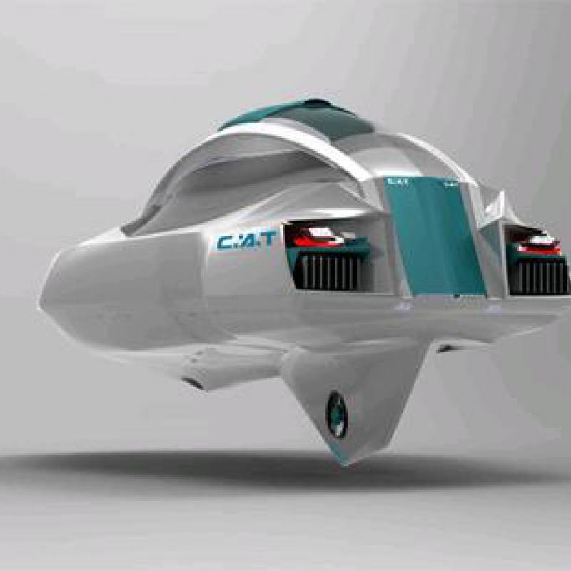 Phương tiện giao thông đường thủy đô thị tương lai